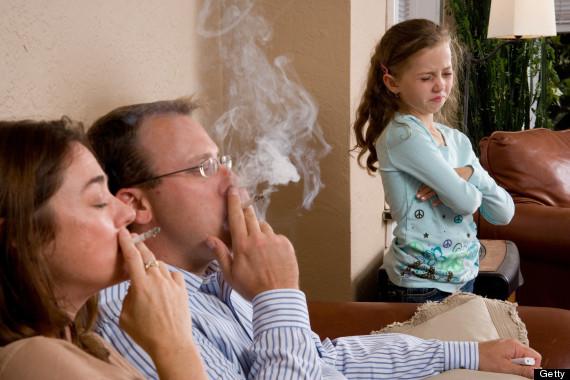 Avoid people who smoke