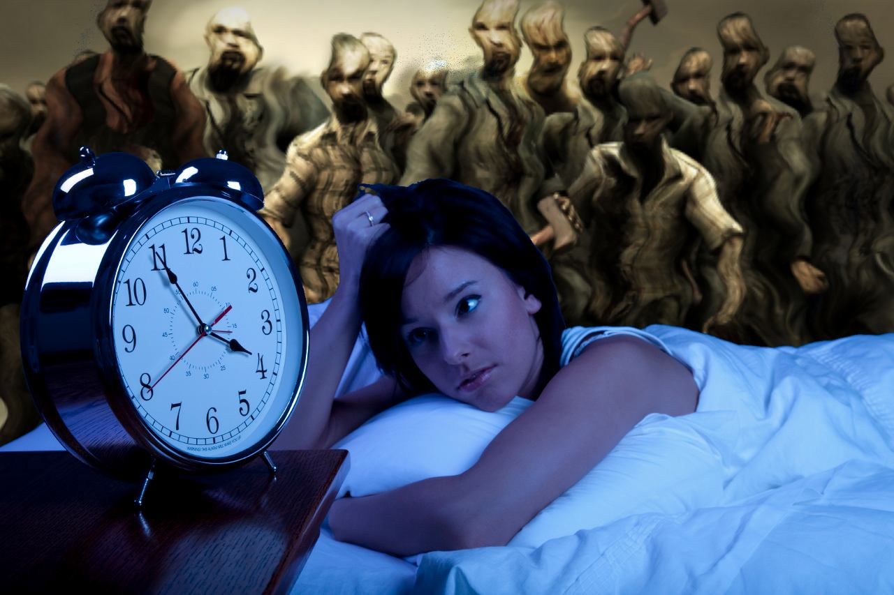 Curing insomnia hypnosis
