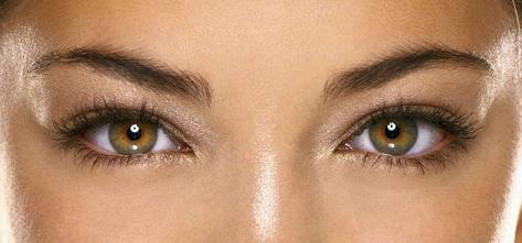 Eye cues