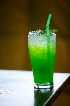 Green machine Hypnotic Liquor Drinks