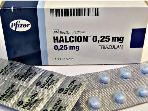 Halcion (triazolam)