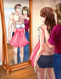 The Forced Feminization Hypnosis
