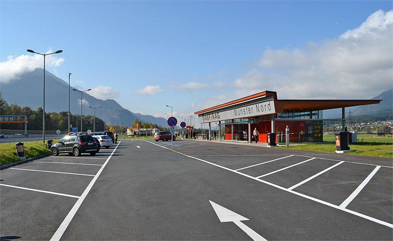 driving rest station