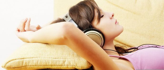music therapy to sleep