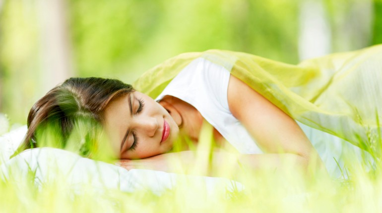 Guided Sleep Meditation Training